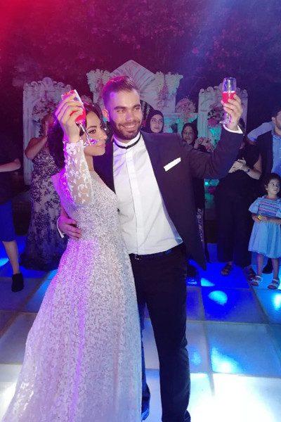 Экстрасенс Аида Мартиросян вышла замуж за ливанца