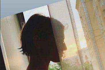 Максим опубликовал обнаженное фото Нинидзе, поздравив ее с днем рожденья