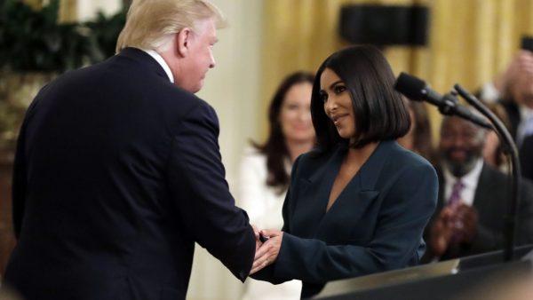 В каком наряде Ким пошла на встречу с Трампом