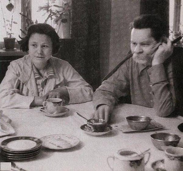 Мура - красная Мата Хари и любовница Горького - какая женщина...