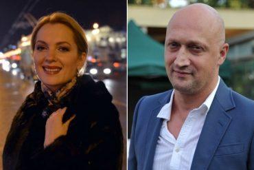 """Гоша Куценко бывшей жене: """"Машуля, я твой раб"""""""