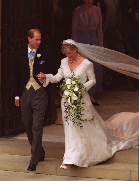 Софи Уэссекская - какая милая! Почему ей завидовали принцесса Диана и Сара Фергюссон?
