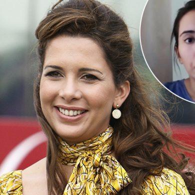 Подруга дочери эмира Дyбая попросила о помощи его сбежавшую жену - по ее информации Латифу пытают во дворце отца