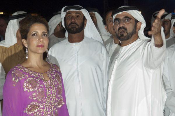 Эмир Дубая отпраздновал 70-летие и показал, какой он хороший (видео)