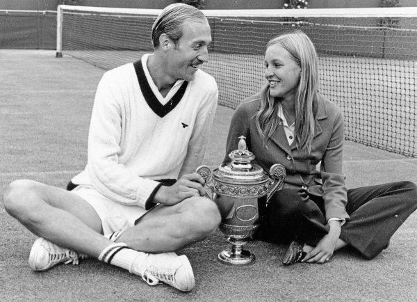 Подарок принцу Луи от легенды тенниса