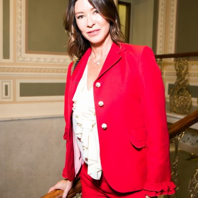Ольга Слуцкер опубликовала фото в белье