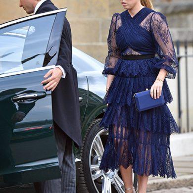 Ждем волшебных преобразований - принцесса Беатрис пригласила новых стилистов