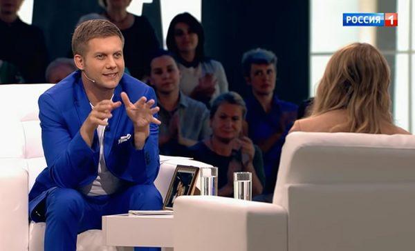 """Босрис Корчевников: """"Все позади, иду на поправку"""""""