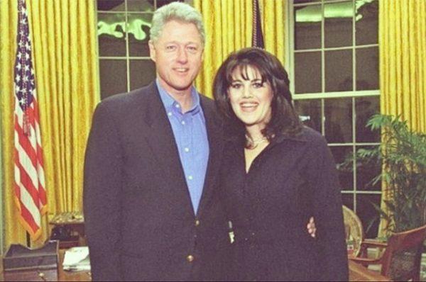 Похоже Биллу Клинтону уготовано вновь стать звездой