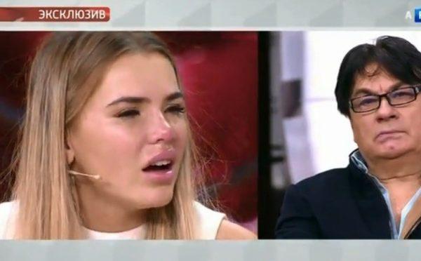 Надя Ручка прокомментировала роман с Александром Серовым