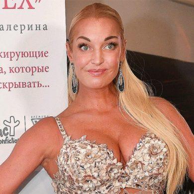 """Волочкова о Цымбалюк: """"Впервые слышу это имя"""""""