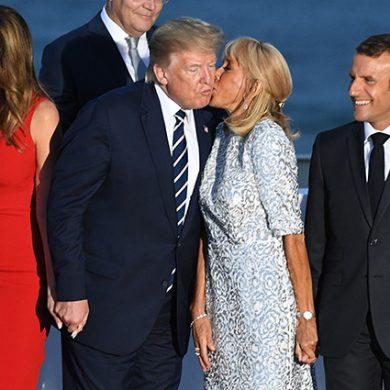 Что-то не понравился ему французский поцелуй