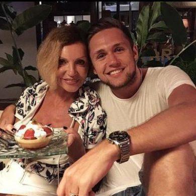 Влад Соколовский остался доволен результатами пластической операциu своей мамы
