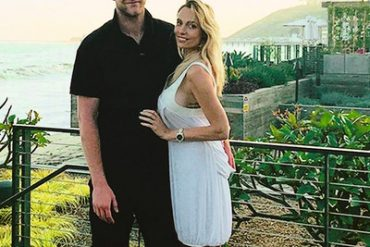 Жена Андрея Григорьева-Апполонова улетела в Америку с новым избранником
