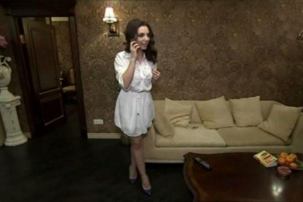 Сын Пескова, правнук маршала Буденного, встречается с падчерицей Маши Распутиной
