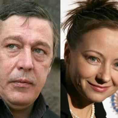 """Евгения Добровольская: """"Мы с Мишей Ефремовым договаривались об изменах"""""""