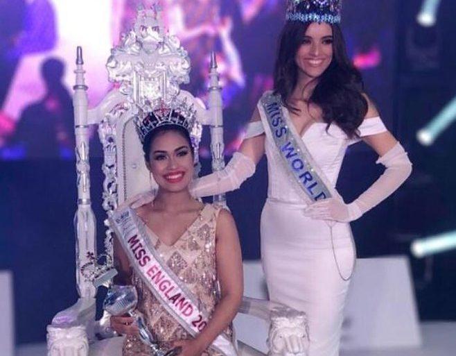 """Новая """"Мисс Англия-2019"""" ломает стереотипы"""