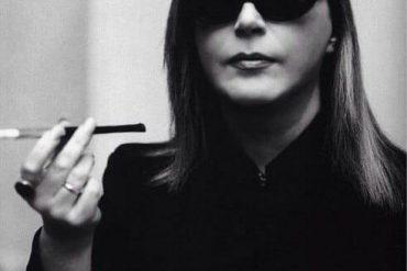 Пугачева на обложке Vogue 20 лет назад - весьма и весьма недурно