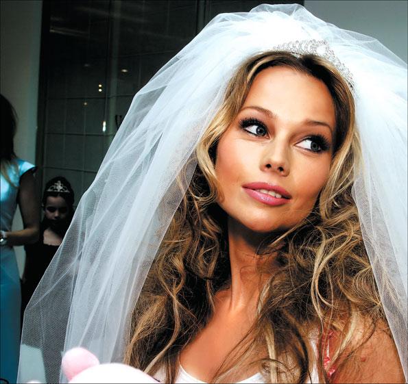 Елена Корикова вышла замуж
