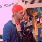 Час назад в Сеть попало видео поцелуя Ольги Бузовой и Олега Майами