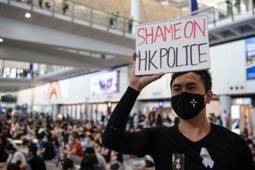 Что творится в Гонконге