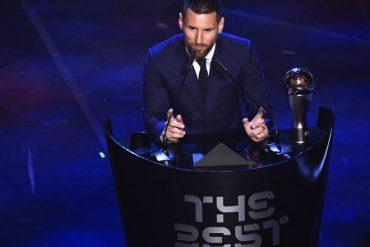 Мы узнаем его из тысячи: объявлен лучший футболист года