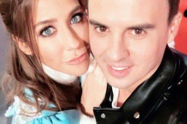 Поцелуй Юлии Барановской и Кирилла Туриченко попал в Сеть