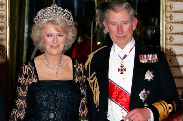 72-летнюю Камиллу Паркер-Боулз в купальнике сравнили с принцессой Дианой