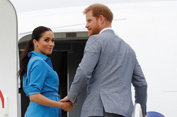 Все дороги ведут в Рим - принц Гарри с женой улетели в Италию на свадьбу