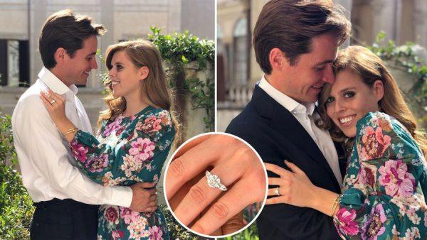 СМИ рассказали, почему Беатрис не дождалась поздравлений от Кейт и Меган