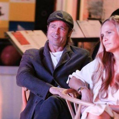 Брэд Питт разочаровался в дамах шоу-бизнеса: его новая подруга - целительница