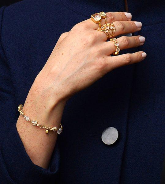 Почему Кэтрин и Меган запретили носить бриллианты