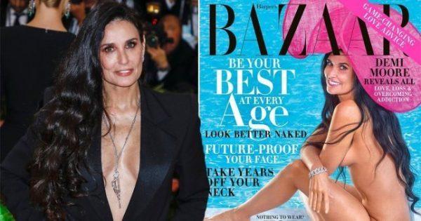 Любовь к Катчеру, изнасилование в 15 лет, обнаженная на обложке Harper's Bazaar в 56: и это все о ней