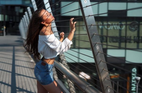 В финал итальянского конкурса красоты вышла украинка