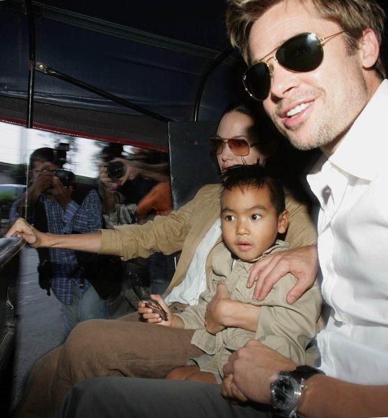 Фанаты Джоли-Питт в ужасе от условий жизни Мэддокса в Корее