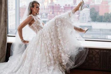 Виторган выдал замуж Ксюшу и от души поздравил себя на танцполе (видео)