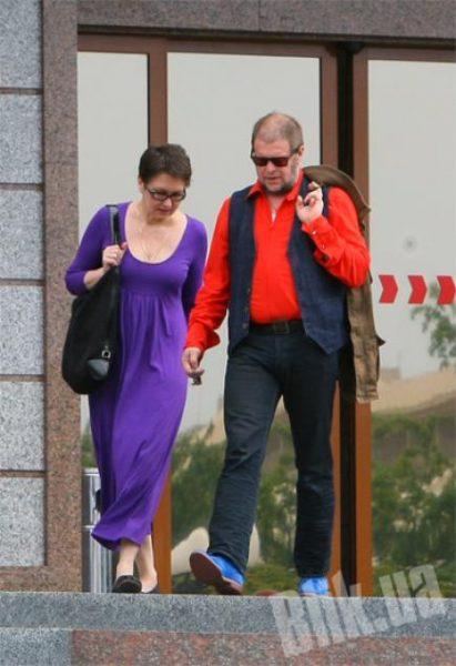 Борис Гребенщиков признался в любви жене Ирине