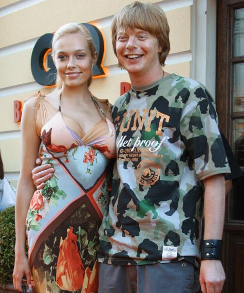 Марию Григорьеву-Аполлонову поздравляют с беременностью