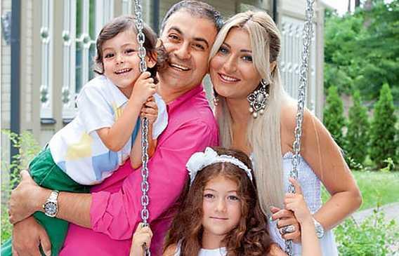 Мама Гарика Мартиросяна довела невестку до слез