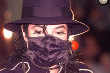 Телохранитель Джексона раскрыл секрет его маски и пластыря