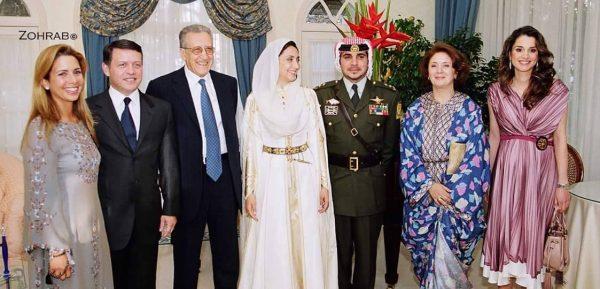 Король Абдалла II назначил принцессу Хайю заместителем главы посольства в Лондоне. Ура!