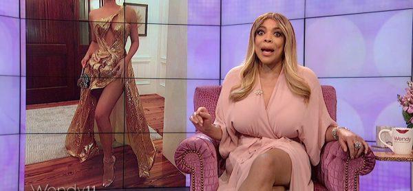 """Венди Уильямс о Кайли Дженнер: """"Это был ад"""""""