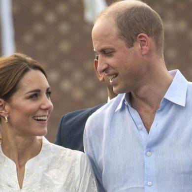 Принц Уильям предложил сесть за штурвал во время критической ситуации в небе Пакистана
