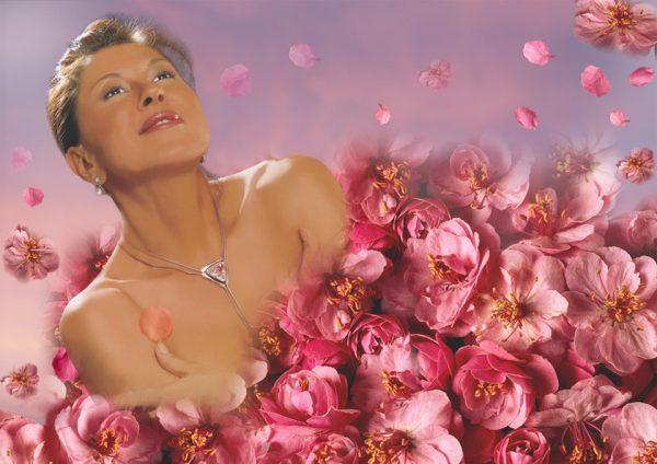 Любовь Залмановна флиртует с президентом - с чего бы это?