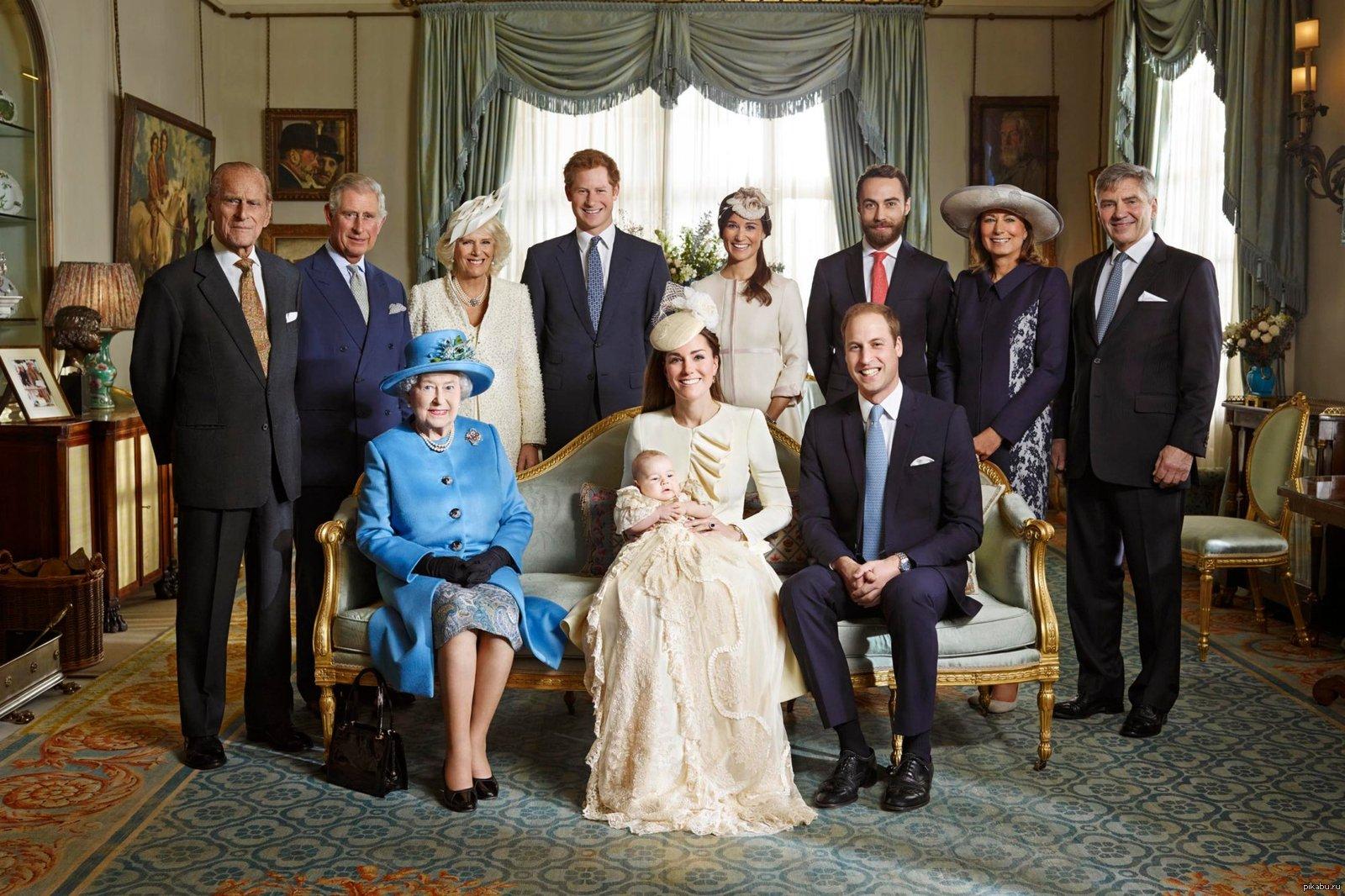 Фото российской королевской семьи