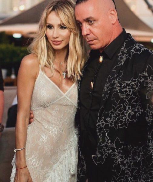 В свой день рождения Светлана Лобода поделилась совместным снимком с Тиллем Линдеманном