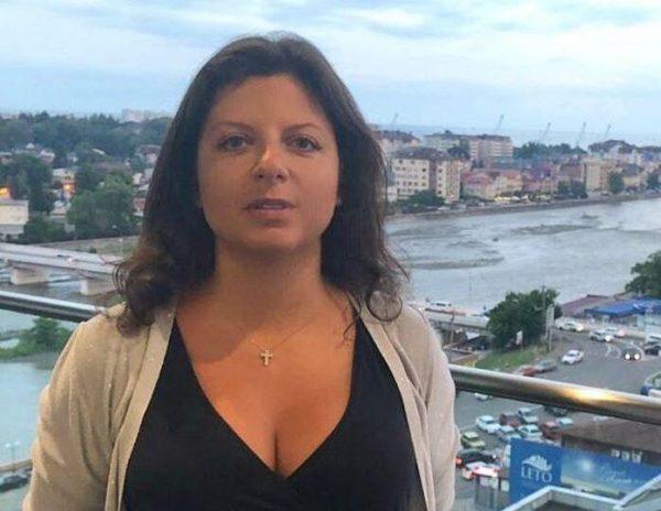 """Маргарита Симоньян попросила мир быть добрым к ее девочке, поскольку она """"новенькая"""""""