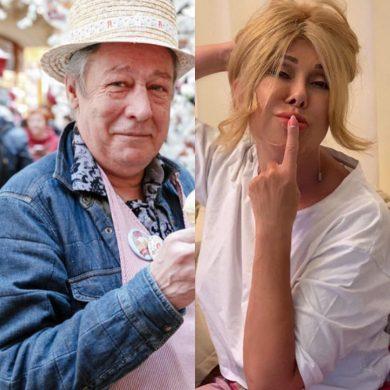 Успенская соблазнила многодетного женатого Михаила Ефремова?