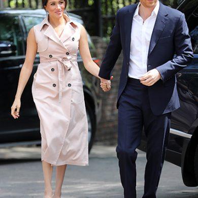 Сассексы подали в суд на таблоид: принц Гарри разразился тирадой в защиту супруги