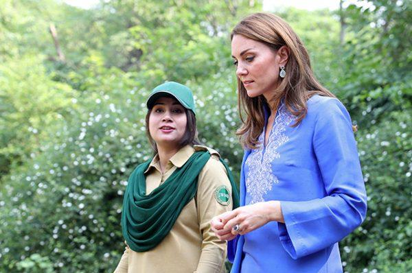 Первый день Кембриджей в Исламабаде